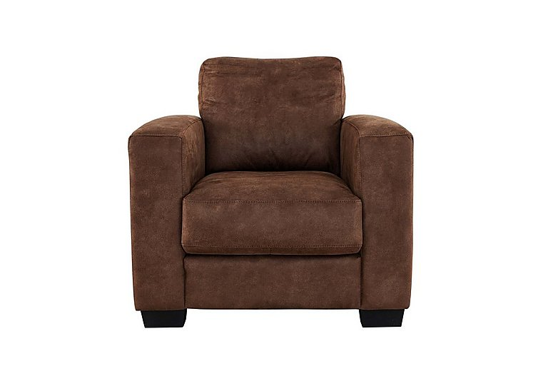 Dante Fabric Recliner Armchair in Bfa-Blj-R05 Hazelnut on FV