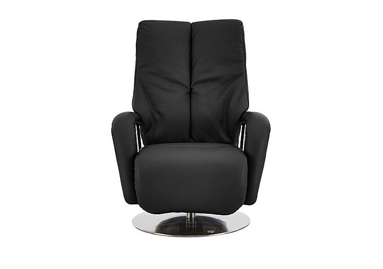 Zerostress Ellington Leather Recliner Armchair