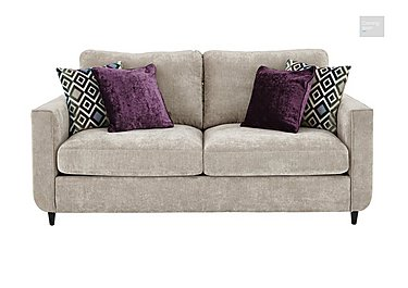 Esprit 2 Seater Fabric Sofa  in {$variationvalue}  on FV