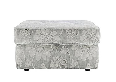 Florence Fabric Storage Stool in C650 Harmony Powder on FV