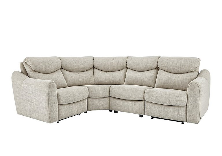 Furniture Village G Plan golding fabric corner sofa - g plan - furniture village