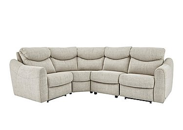Golding Fabric Corner Sofa
