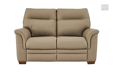 Hudson 2 Seater Leather Recliner Sofa  in {$variationvalue}  on FV