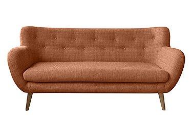 Jasper 3 Seater Fabric Sofa
