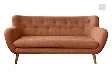 Jasper 3 Seater Fabric Sofa  in {$variationvalue}  on FV