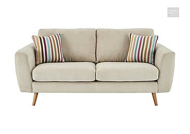 Jenson 2 Seater Fabric Sofa  in {$variationvalue}  on FV