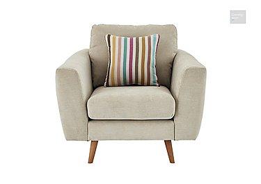 Jenson Fabric Armchair  in {$variationvalue}  on FV