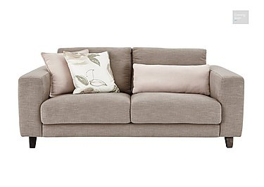Kick 2.5 Seater Fabric Sofa  in {$variationvalue}  on FV