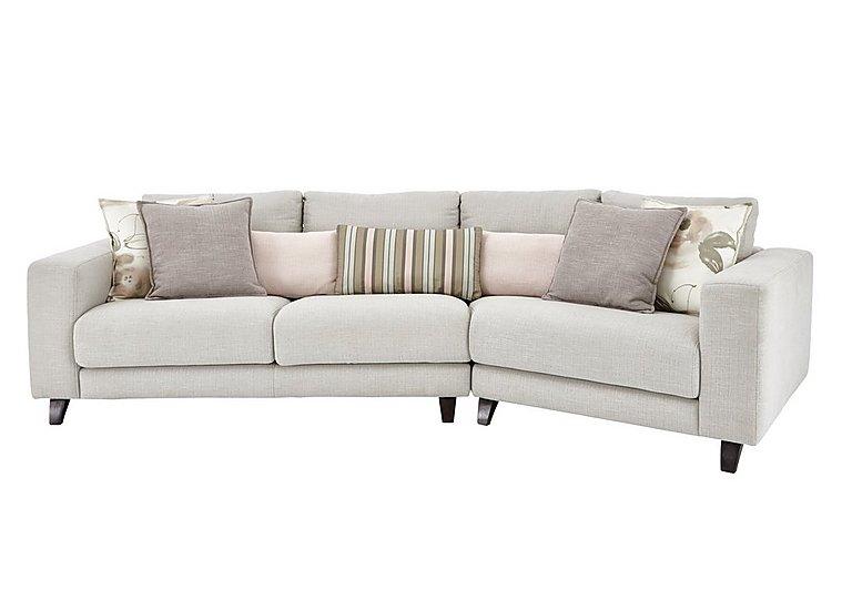 Kick k angled fabric sofa furniture village for Furniture village sofa