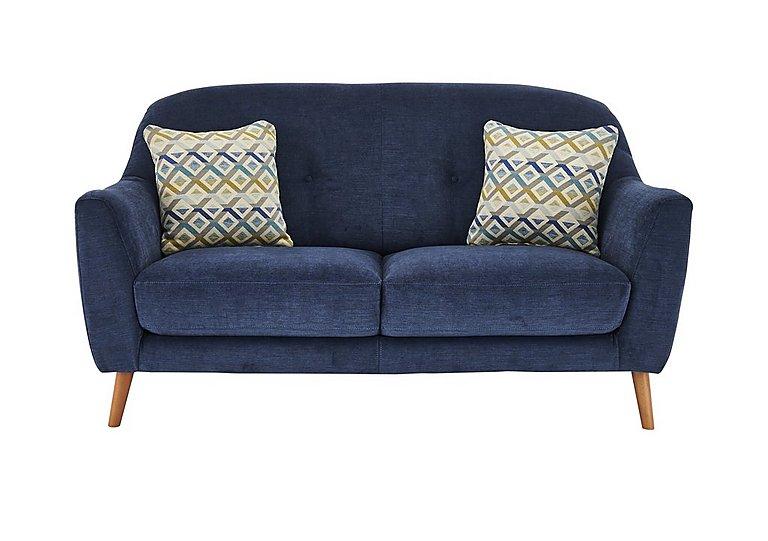 Kurve 2 Seater Fabric Sofa
