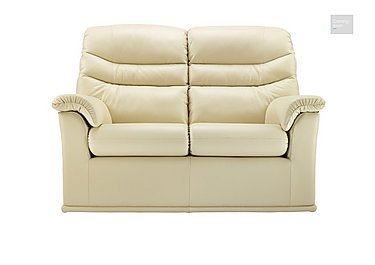 Malvern 2 Seater Leather Recliner Sofa  in {$variationvalue}  on FV