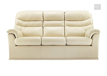 Malvern 3 Seater Leather Recliner Sofa  in {$variationvalue}  on FV