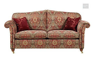 Mayfair 4 Seater Fabric Sofa  in {$variationvalue}  on FV