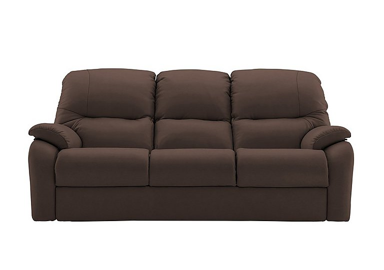 Mistral 3 seater leather recliner sofa for 2239 home for Leather sofa deals