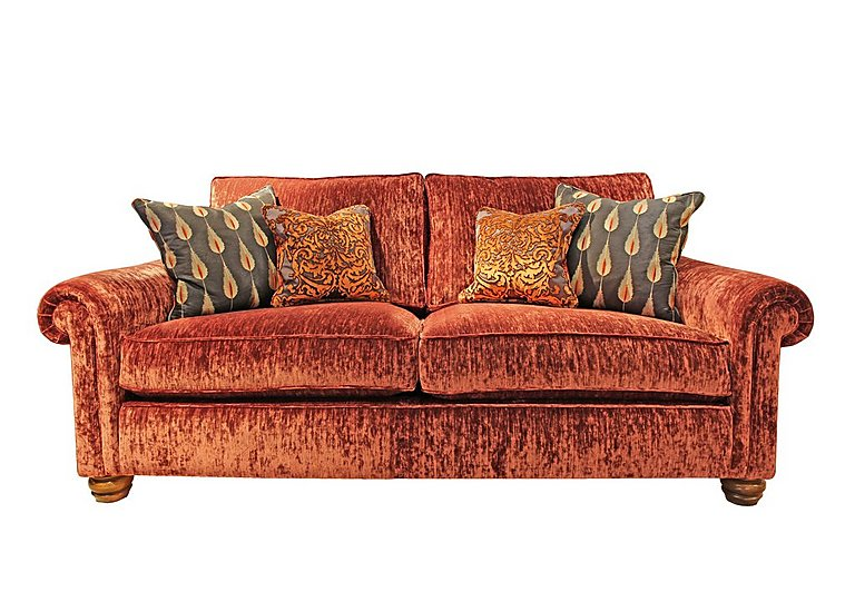Monsoon 2.5 Seater Fabric Sofa  in {$variationvalue}  on FV