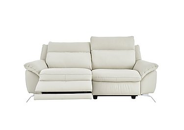 Napoli 2 Seater  Leather Recliner Sofa