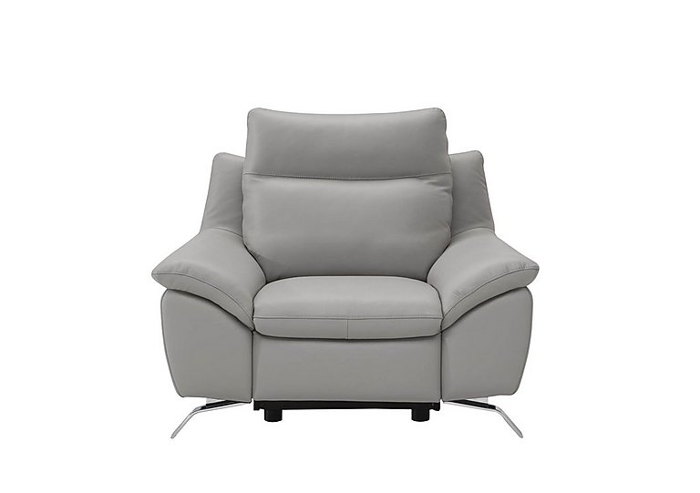 Napoli Leather Recliner Armchair