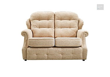 Oakland 2 Seater Small Fabric Sofa  in {$variationvalue}  on FV