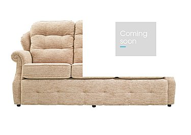 Oakland 3 Seater Small Sofa in A071 Boucle Oyster on FV