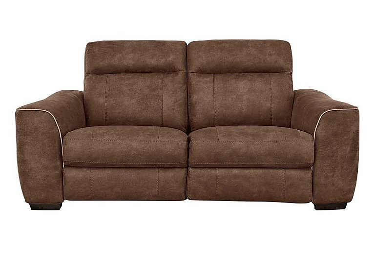 Paloma 3 Seater Fabric Recliner Sofa