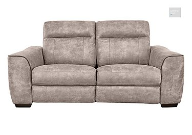 Paloma 3 Seater Fabric Recliner Sofa  in {$variationvalue}  on FV