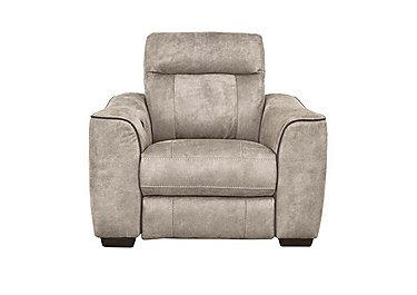 Paloma Fabric Armchair in Bfa-Blj-R946 Silver Grey on FV