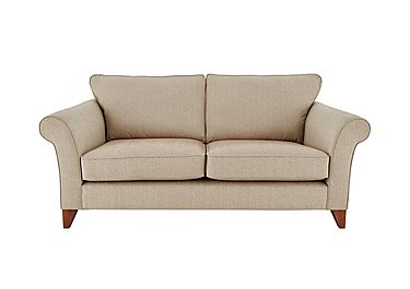High Street Regent Street 2 Seater Fabric Sofa in Kentmere Putty on FV