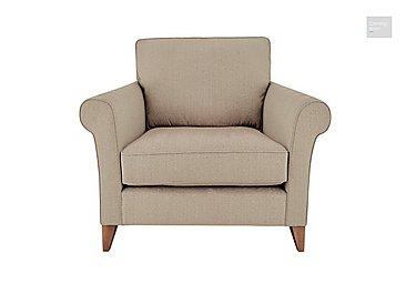 High Street Regent Street Fabric Armchair  in {$variationvalue}  on FV