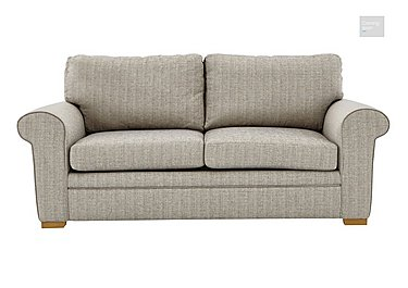 Reigate 3 Seater Fabric Sofa  in {$variationvalue}  on FV
