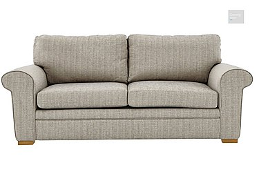 Reigate 4 Seater Fabric Sofa  in {$variationvalue}  on FV