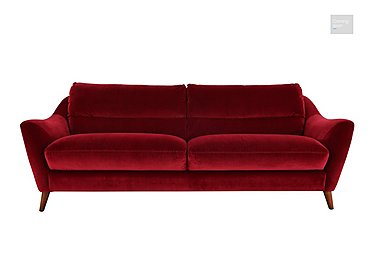 Remy 3 Seater Fabric Sofa  in {$variationvalue}  on FV