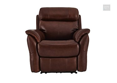 Relax Station Revive Leather Recliner Armchair  in {$variationvalue}  on FV