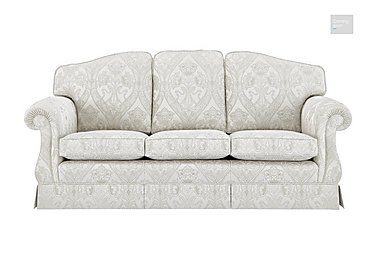 DG Sandringham 3 Seater Fabric Sofa  in {$variationvalue}  on FV