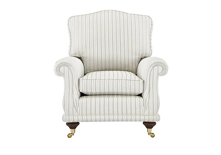 DG Sandringham Fabric Armchair  in {$variationvalue}  on FV