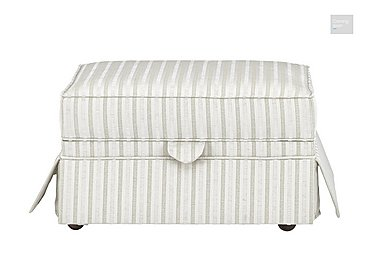 DG Sandringham Fabric Storage Footstool  in {$variationvalue}  on FV