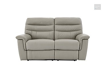 Relax Station Serenity 2 Seater Leather Recliner Sofa  in {$variationvalue}  on FV