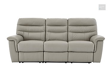 Relax Station Serenity 3 Seater Leather Recliner Sofa  in {$variationvalue}  on FV