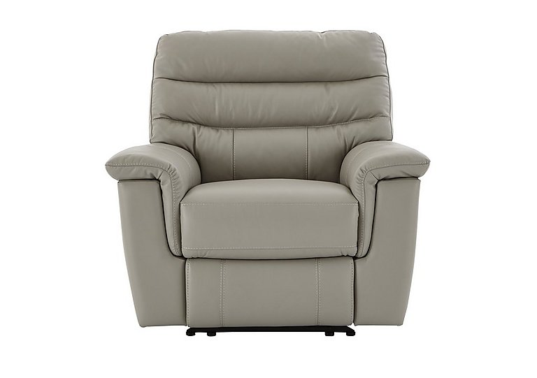 Relax Station Serenity Leather Recliner Armchair