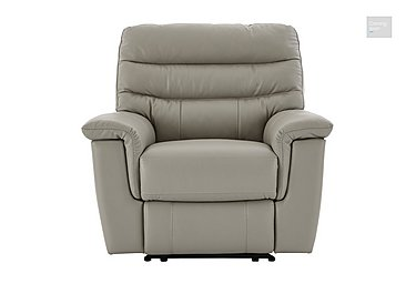 Relax Station Serenity Leather Recliner Armchair  in {$variationvalue}  on FV