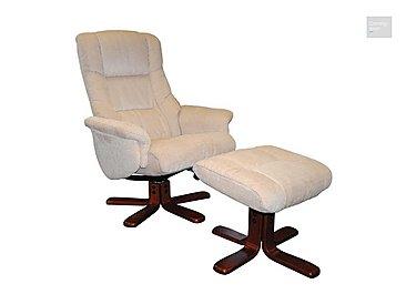 Shangri La Fabric Armchair  in {$variationvalue}  on FV