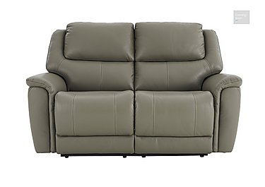 Sheridan 2 Seater Leather Recliner Sofa  in {$variationvalue}  on FV