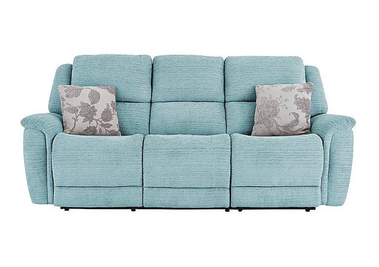 Sheridan 3 Seater Fabric Recliner Sofa