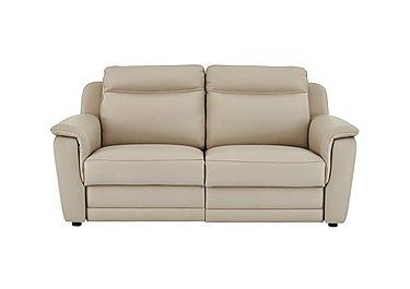 Tara 2.5 Seater Leather Recliner Sofa