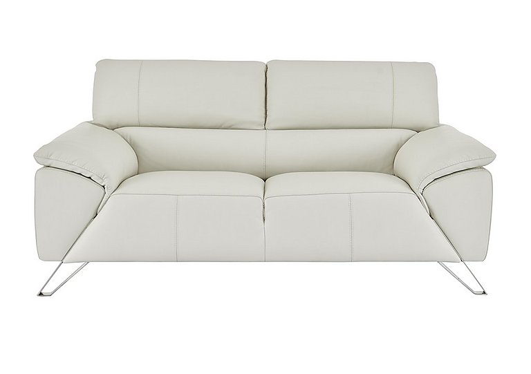 Tesla 2 Seater Leather Sofa