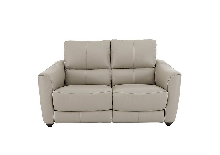 Trilogy 2 Seater Leather Recliner Sofa