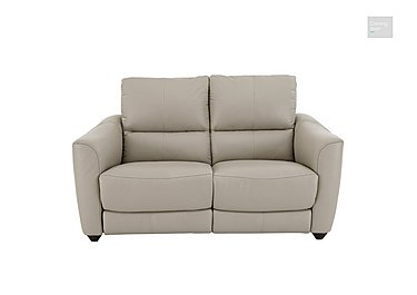 Trilogy 2 Seater Leather Recliner Sofa  in {$variationvalue}  on FV
