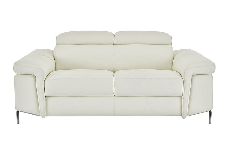Vicenzi 2 Seater Leather Sofa