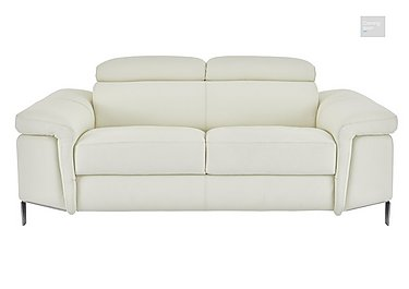 Vicenzi 2.5 Seater Leather Sofa  in {$variationvalue}  on FV