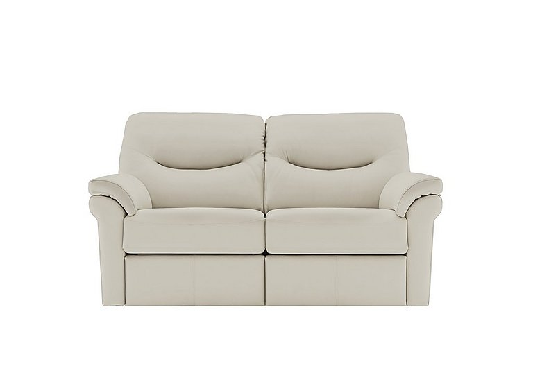 Washington 2 Seater Leather Recliner Sofa