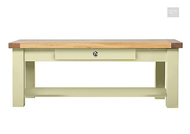 Bordeaux Painted Oak Coffee Table  in {$variationvalue}  on FV